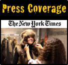 Righteous Fur Nutria Fashion Press Coverage