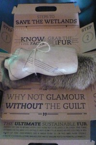 Righteous Fur pelts to walk Billy Reids runway at New York Fashion Week